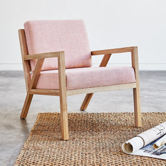 Gus* Modern Truss Lounge Chair