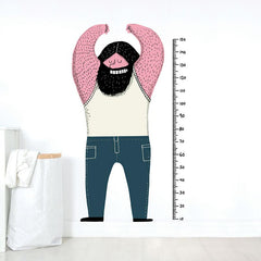 Adzif Wall Sticker The Great Antonio