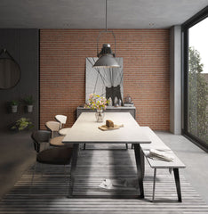 Amsterdam Dining Table Concrete-Lifestyle