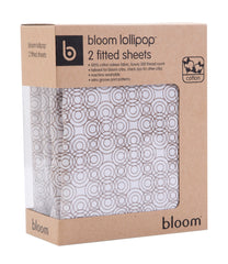Bloom Retro Fitted Sheets
