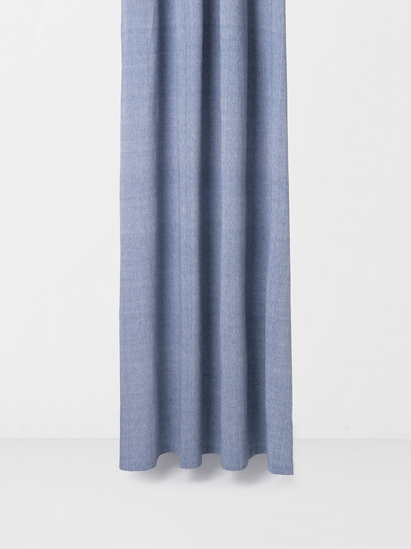 Ferm LIVING Chambray Shower Curtain