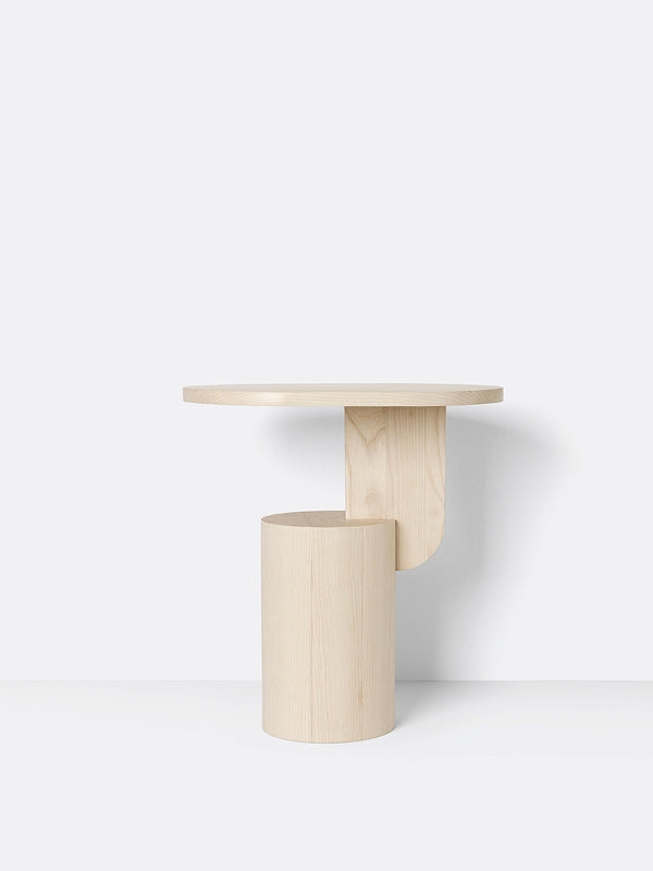 ferm LIVING Insert Side Table - Natural