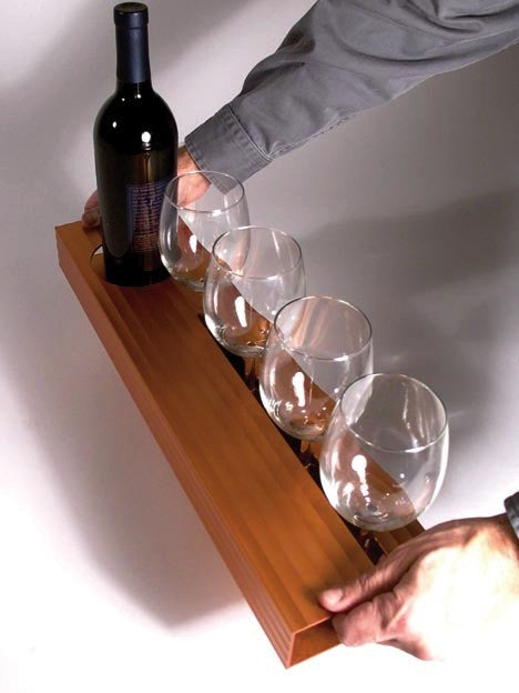 MuNiMulA UU22 Wine Tray