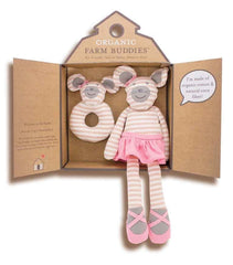 FARM BUDDIES Ballerina Mouse Gift Set