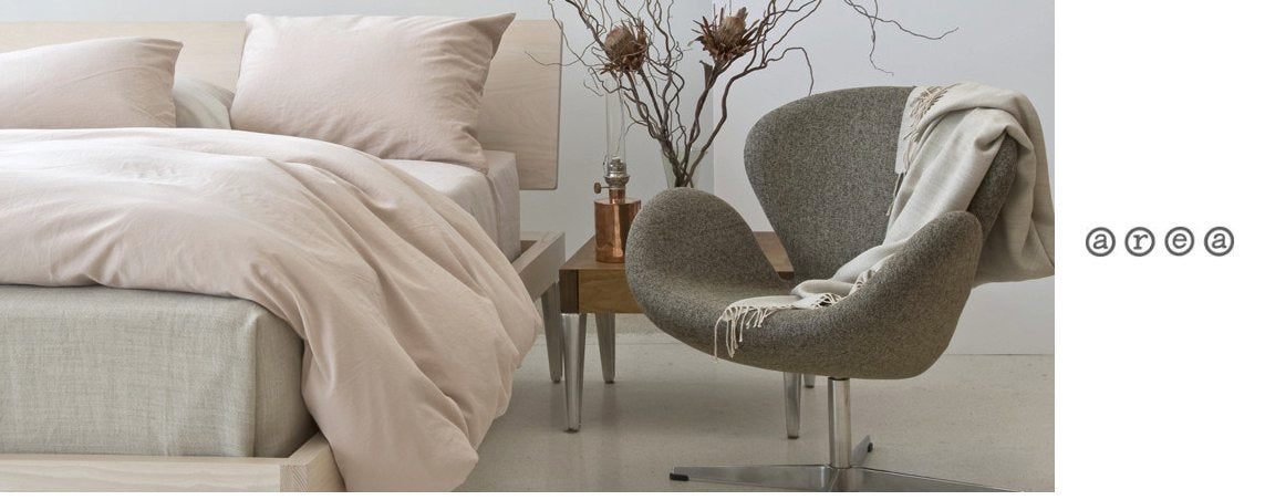 Area Bedding | Modern Karibou