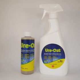 URE-OUT™ Microbial Cleaner Package (700ml Ready to Use, 250ml Concentrate)