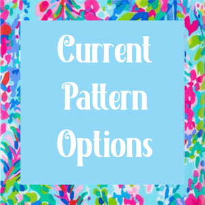 Current Pattern Options