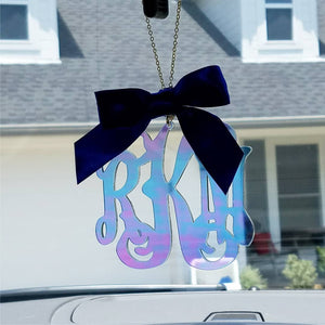 Iridescent Rearview Mirror Hanger