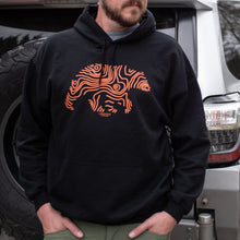 Load image into Gallery viewer, Lifestyle Overland Topo Bear Hoodie
