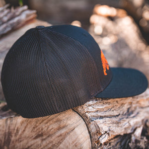 Topo Bear Mesh Hat by Lifestyle Overland