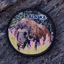 Load image into Gallery viewer, Alaskan Musk Ox Patch by Lifestyle Overland (Limited Edition)