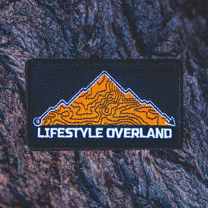 GPS Logo Patch by Lifestyle Overland