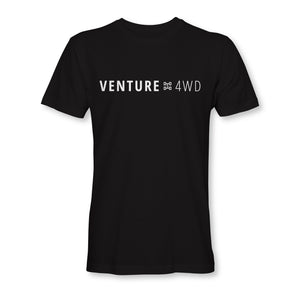 Venture 4WD Badge Logo T-Shirt