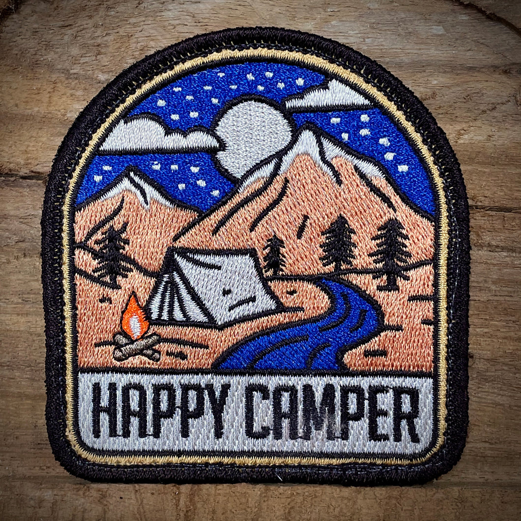 Happy Camper Patch (Limited Edition)