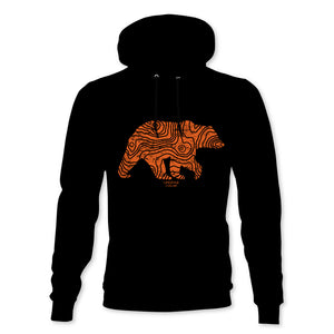 Lifestyle Overland Topo Bear Hoodie V3 (NEW COLOR!)