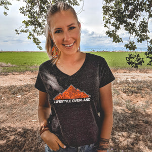 Women's GPS V-Neck by Lifestyle Overland