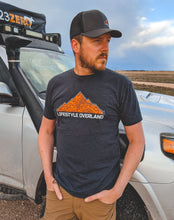 Load image into Gallery viewer, Men's GPS T-shirt by Lifestyle Overland