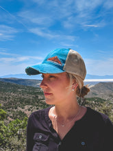 Load image into Gallery viewer, Lifestyle Overland GPS Snap-Back Hat