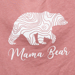 Mama Bear T-shirt by Lifestyle Overland