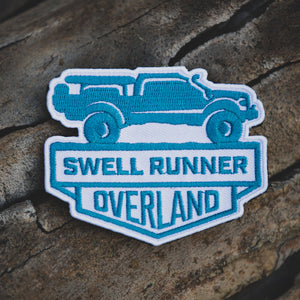SwellRunner Overland Patch