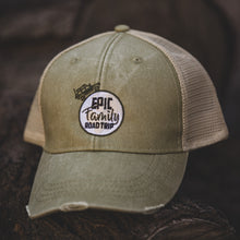 Load image into Gallery viewer, Epic Family Road Trip EPIC Snap-Back Hat