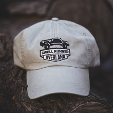 Load image into Gallery viewer, SwellRunner Overland Adjustable Twill Hat