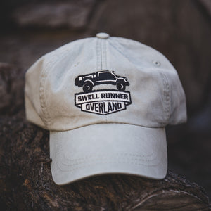 SwellRunner Overland Adjustable Twill Hat