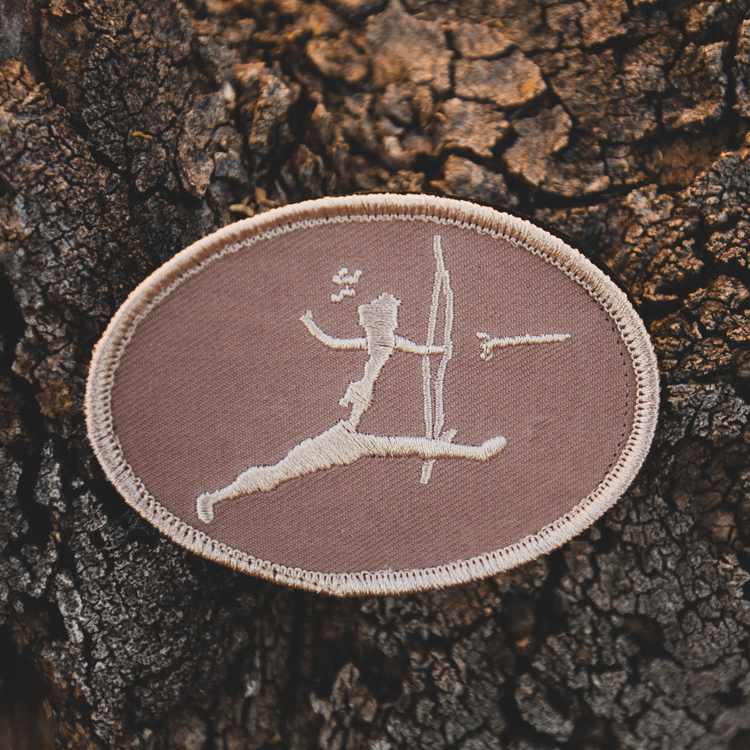 Primal Outdoors Archer Patch - Brown