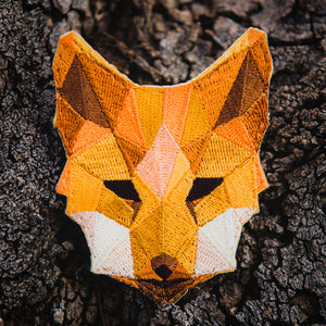 Poly Fox Patch (Limited Edition)