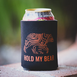 Lifestyle Overland Hold My Bear Drink Koozie (V2)