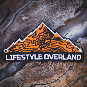 NEW Lifestyle Overland GPS Patch (V2)