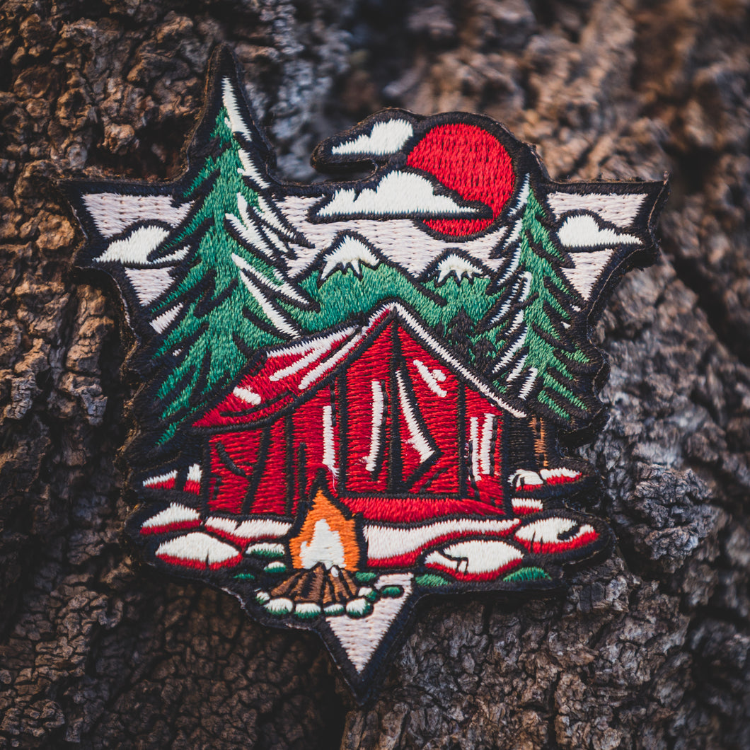 Blood Moon Camp Patch (Limited Edition)