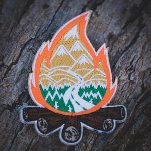 Campfire Patch (Limited Edition)