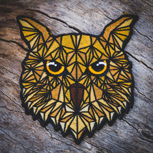 Poly Owl Patch (Limited Edition)