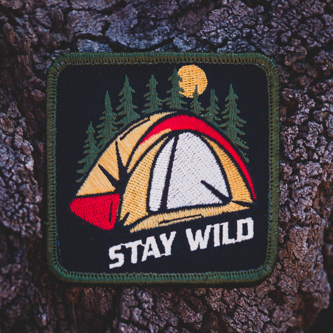 Stay Wild Patch (Limited Edition)