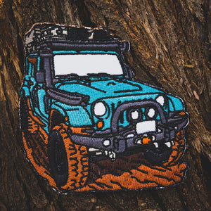Epic Family Road Trip Vandi Jeep Patch (Limited Edition)