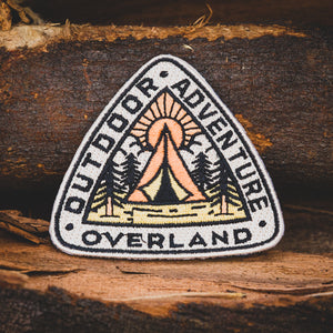 Outdoor Adventure Overland Patch (Limited Edition)