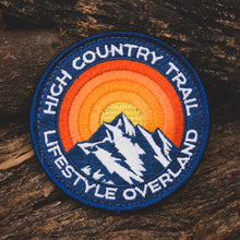 Load image into Gallery viewer, Lifestyle Overland High Country Trail Patch