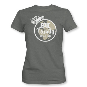 Epic Family Road Trip Women's T-Shirt