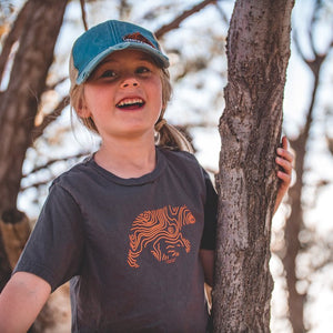 Kid's Topo Bear T-shirt by Lifestyle Overland
