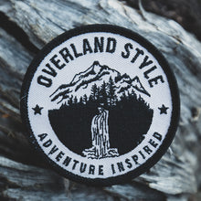 Load image into Gallery viewer, Overland Style Adventure Inspired Waterfall Patch