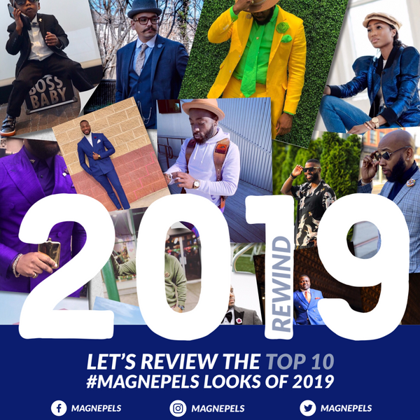 "2019 Rewind ""Top 10 Looks of 2019"""
