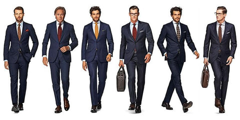 Five Suits Every Man Should Own Magnepels