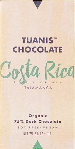 Costa Rica - Cococlectic: A Craft Bean-to-Bar Club featuring different American craft chocolate makers each month
