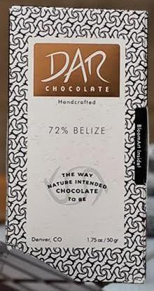 Belize - Cococlectic: A Craft Bean-to-Bar Club featuring different American craft chocolate makers each month