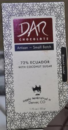 Ecuador - Cococlectic: A Craft Bean-to-Bar Club featuring different American craft chocolate makers each month