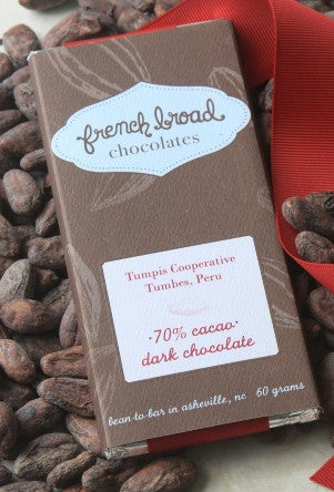 70% Tumpis Cooperative, Tumbes, Perú - Cococlectic: A Craft Bean-to-Bar Club