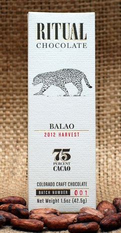 Balao - Cococlectic: A Craft Bean-to-Bar Club featuring different American craft chocolate makers each month