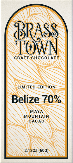 70% Maya Mountain Cacao, Belize - Cococlectic: A Craft Bean-to-Bar Club featuring different American craft chocolate makers each month