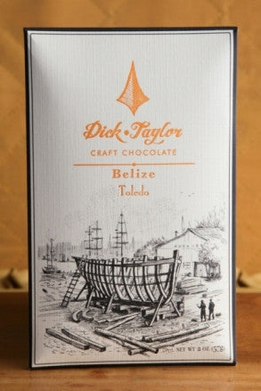 72% Belize, Toledo - Cococlectic: A Craft Bean-to-Bar Club